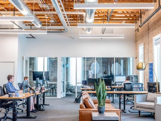 Coworking Space Pacific Place, Ruang Kerja Nyaman dengan Konsep Work and Play yang Kekinian