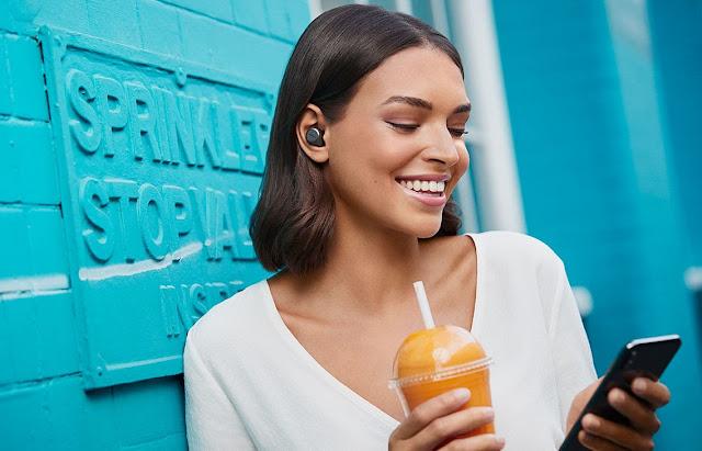 Jabra 75t, Earphone Fleksibel untuk Orang yang Sangat Mobile