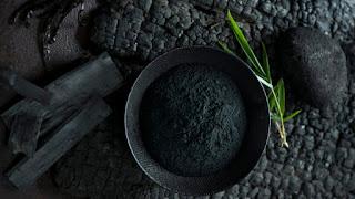 arang bambu powder