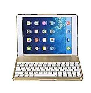 iPad Keyboard Cover - Must have law school supplies | brazenandbrunette.com