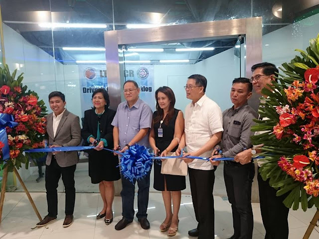 LTO Temporary Offsite Printing Office in SM Marikina Now Open