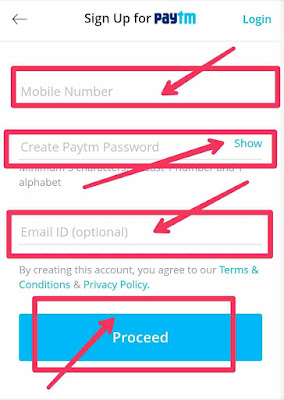 who-to-create-paytm-account