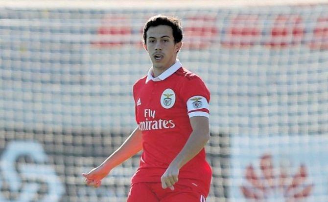 Blogs Benfica Francisco Saldanha Formação
