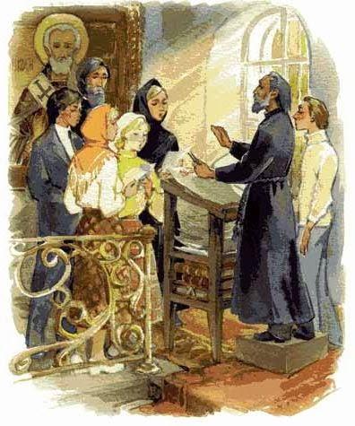 О церковном пении