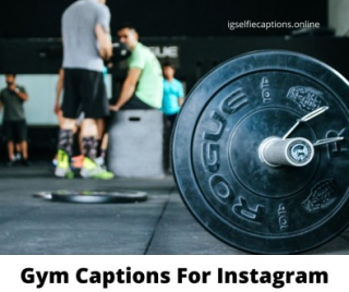 200 Gym Captions For Your Workout Exercise Fitness Pictures