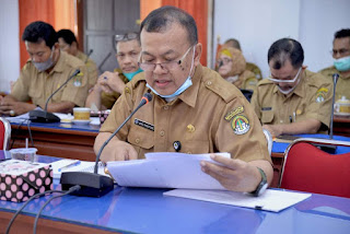 Dishub Ikuti Rapat Kerja Dengan Komisi IV DPRD Ketapang