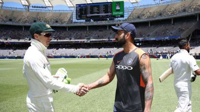Tim Paine to Virat Kohli: Let's play at the Gabba next year