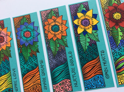 laurel burch stamps stampendous