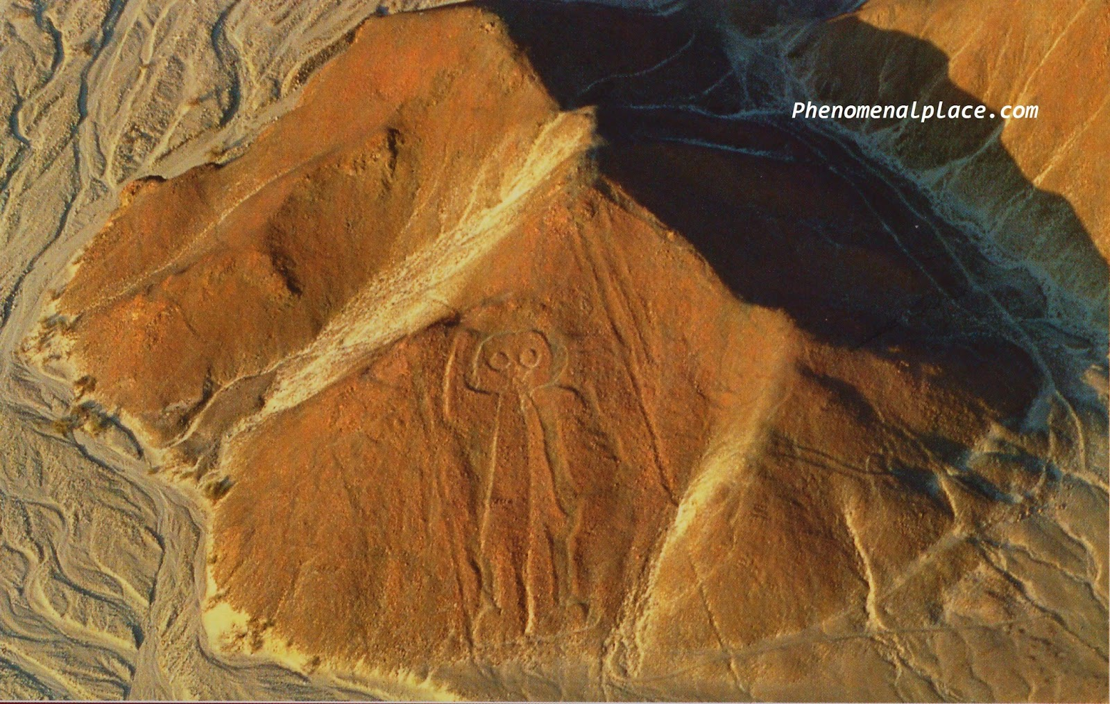 Top 10 Nazca Line Figures ~ Places on the planet you must see