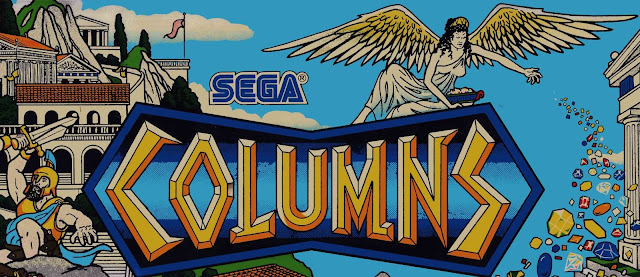 Four Modern Versions of Columns: the Classic 3-Match Video Game