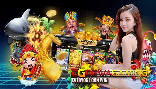 Mesin Slot Online : Deposit 20 Ribu Bersama Dewagaming