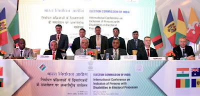International Conference on Inclusion of Persons with Disabilities in the Election Process held