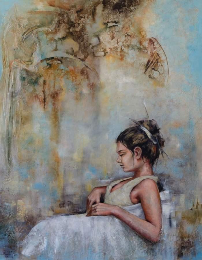 Современный сербский художник. Dejan Deki Milivojevic