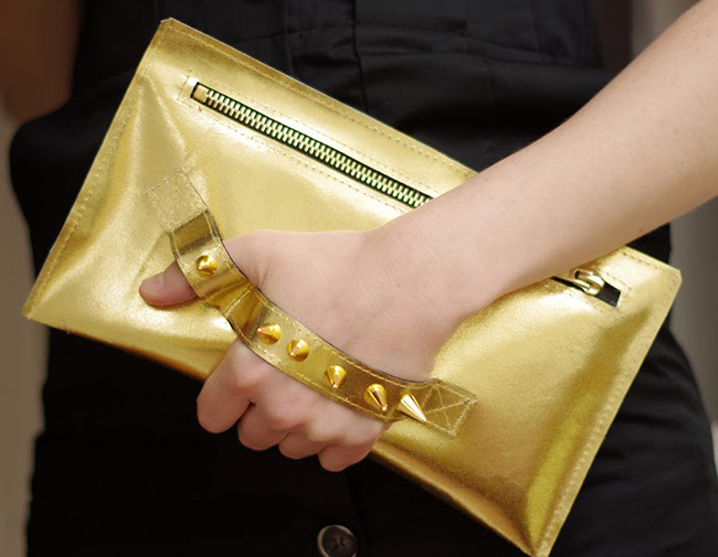 Hand Strap Clutch Bag Tutorial