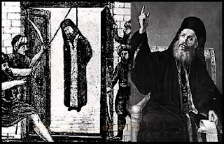 Ο Απαγχονισμός του Πατριάρχου Γρηγορίου του Ε' Κωνσταντινουπόλεως