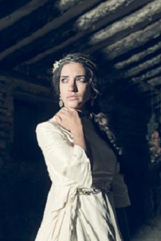 Fotograma de Inma de La Novia con Inma Cuesta caracterizada