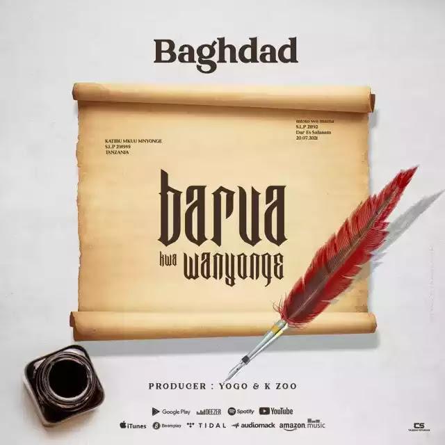 Baghdad - Barua kwa mnyonge