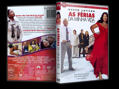 Capa DVD As Férias da Minha Vida