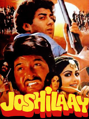 Joshilaay (1989) Hindi 720p WEB HDRip ESub x265 HEVC 550Mb