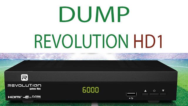 DUMP REVOLUTION HD1