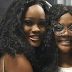 PHOTO: Cee C Meets Comedienne, Helen Paul