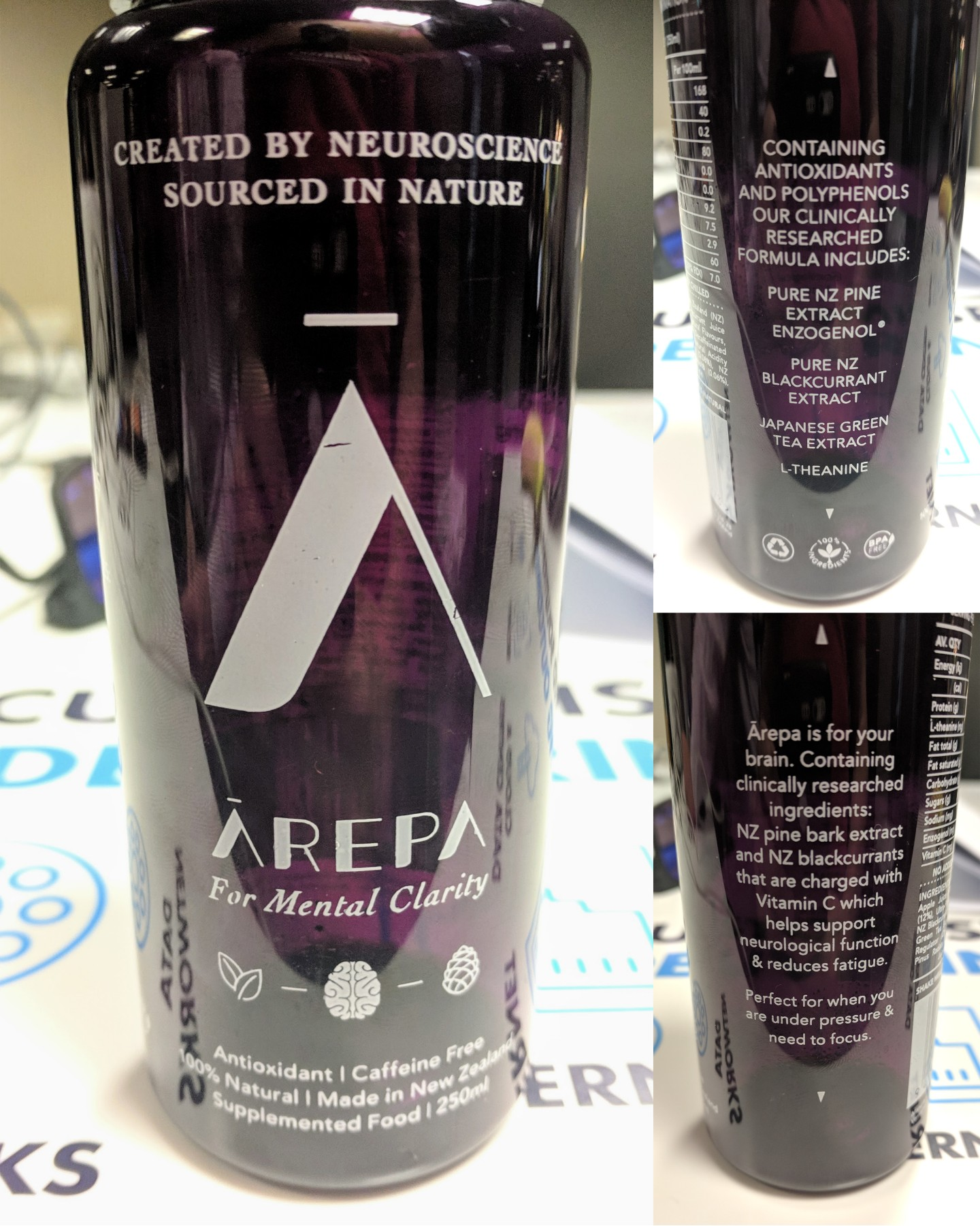 Ārepa drink can (2018)