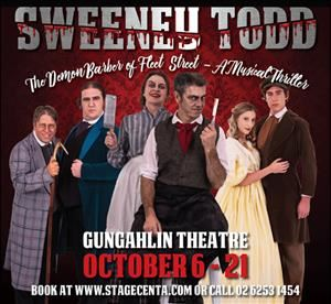 Canberra Critics Circle: SWEENEY TODD - The Demon Barber of