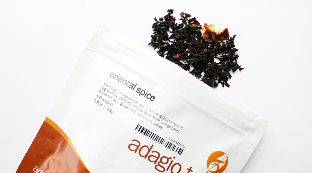 Adagio Teas Oriental Spice