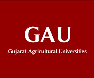 Gujarat Agricultural Universities (JAU, AAU, NAU & SDAU) Junior Clerk Question Paper 2019
