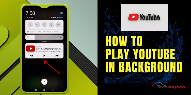 How to play youtube in background for free [android & ios]