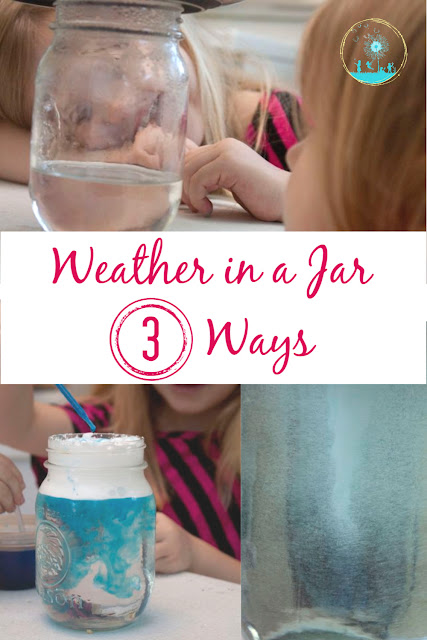 Three Ways to Experiment with Weather in a Jar