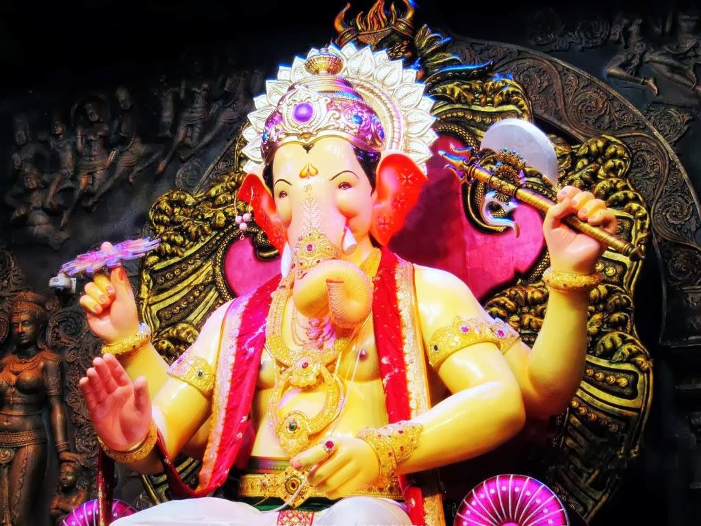 Lalbaugcha Raja Hd Wallpapers