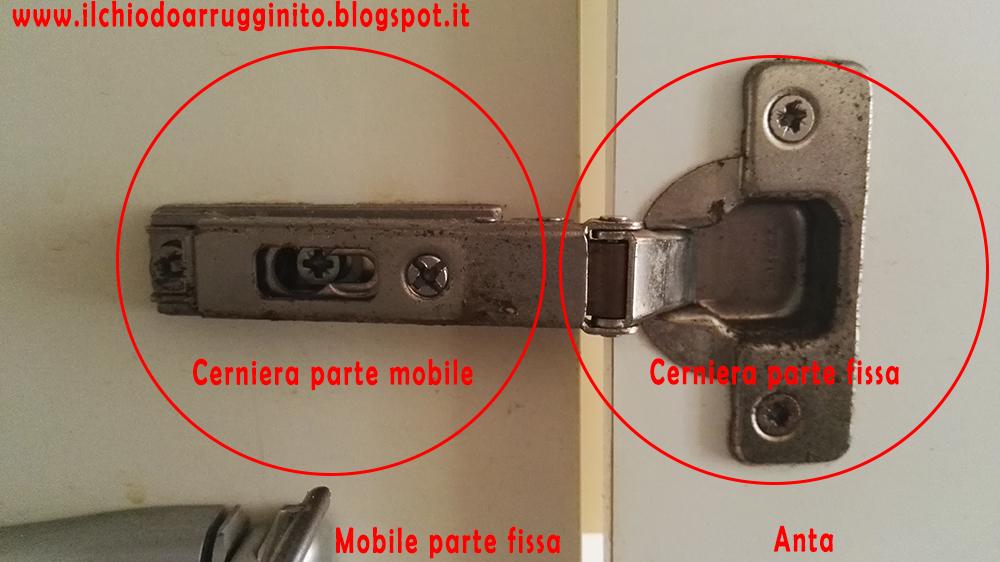 Cerniere Per Mobili Cucina.Ikea Cerniere Ante Cucina Consolle Allungabile Legno Massello