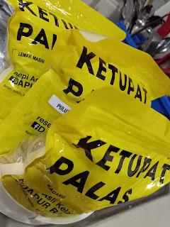 Ketupat Palas Resepi Asli Dari Kelantan Dari Dapur Ramdhan
