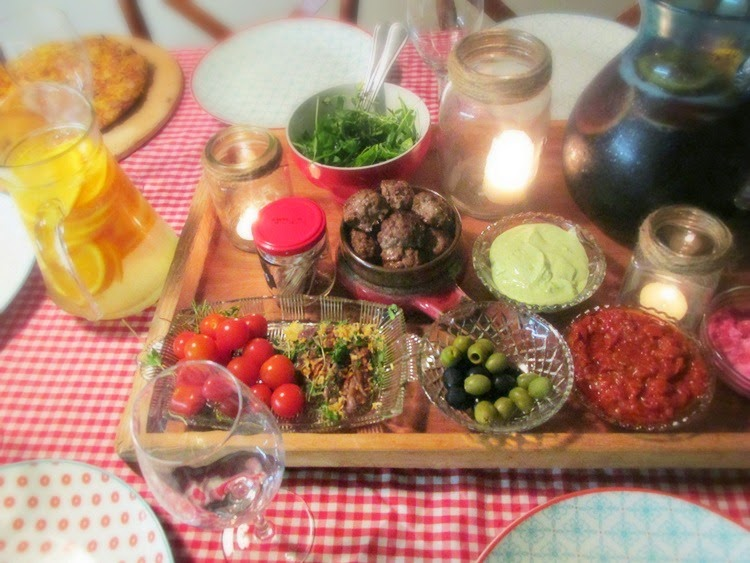 Spanish Tapas Feast