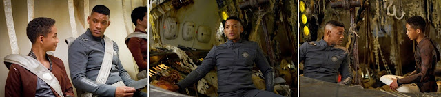 Will Smith as General Cypher Raige in After Earth (2013)