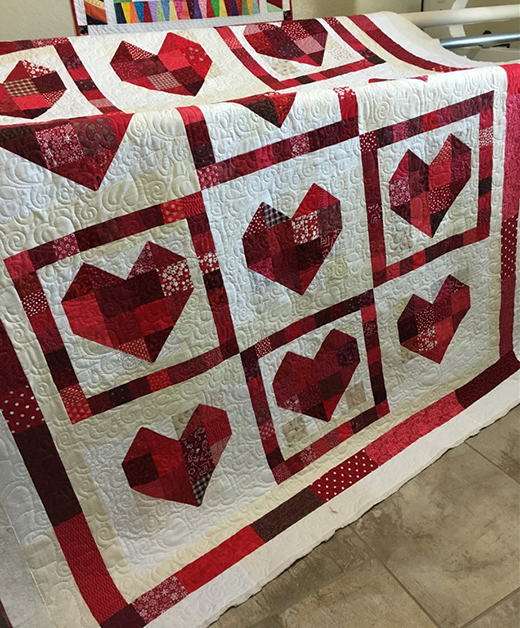 Scrappy Lovin Quilt Free Pattern