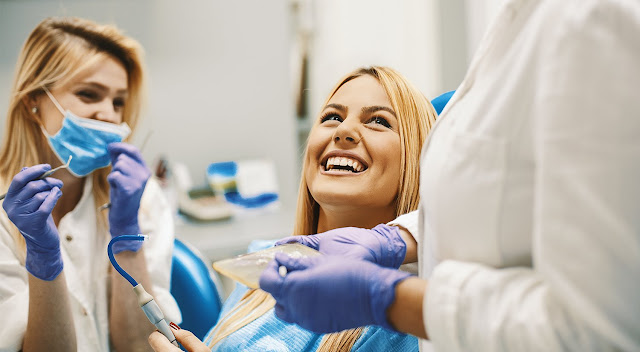 Improve the quality of life with dental implants