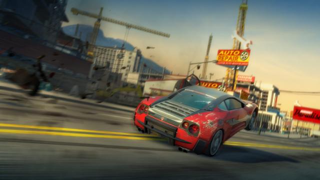 إشاعة : إصدار Burnout Paradise في طريقه للحصول على ريماستر لأجهزة PS4, Xbox One تم Nintendo Switch