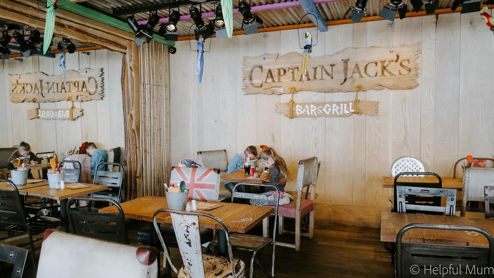 Captain Jack's bar and grill