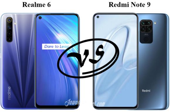 Lebih bagus mana Redmi Note 9 dan Realme 6