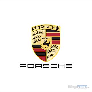 Porsche Logo vector (.cdr)