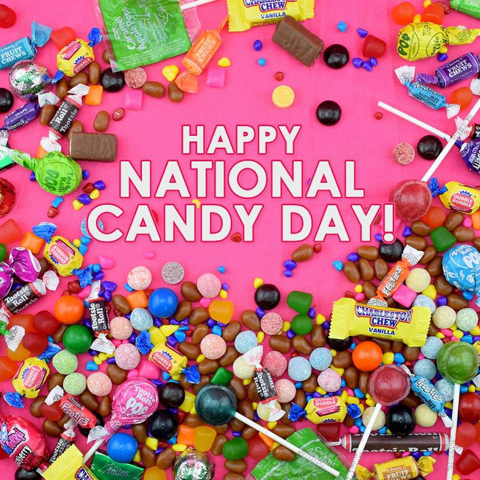National Candy Day Wishes pics free download