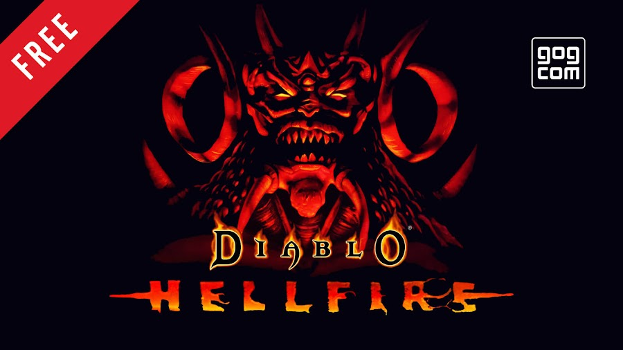 diablo hellfire expansion free pc gog action rpg