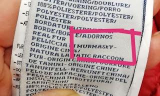 Murmasky etichetta pelliccia cappotti
