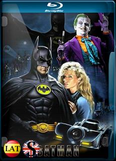 Batman (1989) REMUX 1080P LATINO/ESPAÑOL/INGLES