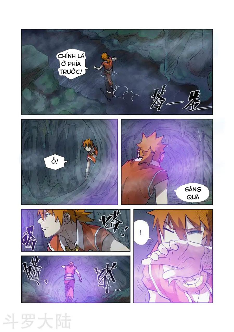 Yêu Thần Ký Chap 2225 page 3