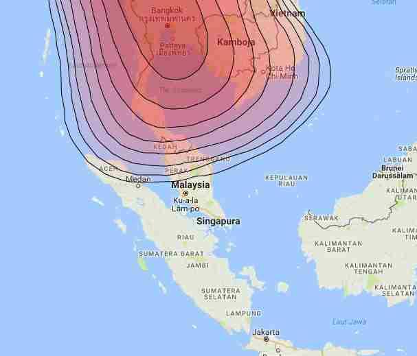 Cara Lock PPTV HD Satelit Thaicom at 78.5°E