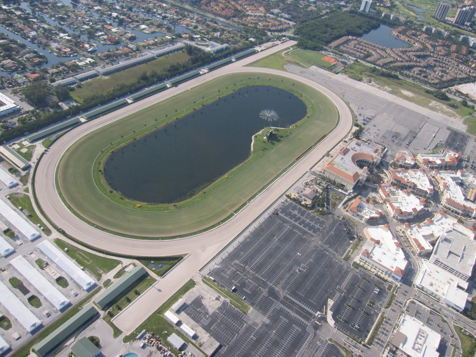Gulfstream Racetrack