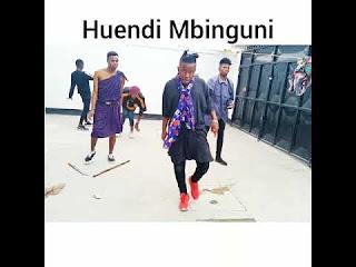 Whozu - Huendi Mbinguni